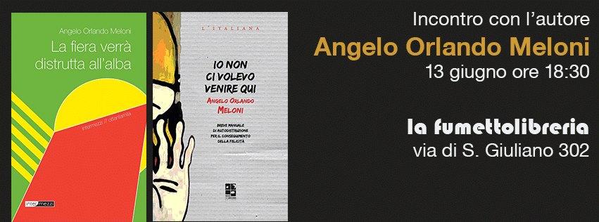 Angelo Orlando Meloni a Catania